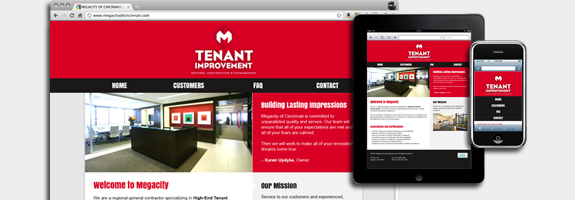 Responsive Web Design Example